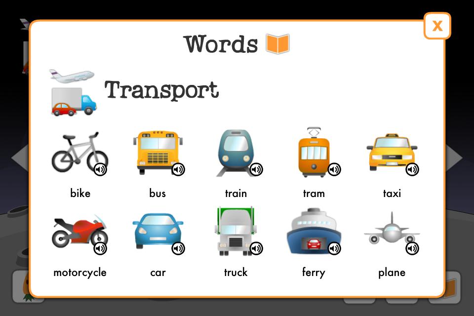 交通工具的英语单词_交通工具的英文单词_交通工具 ...