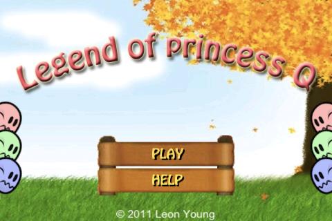 Screenshot Legend Of Princess Q Lite