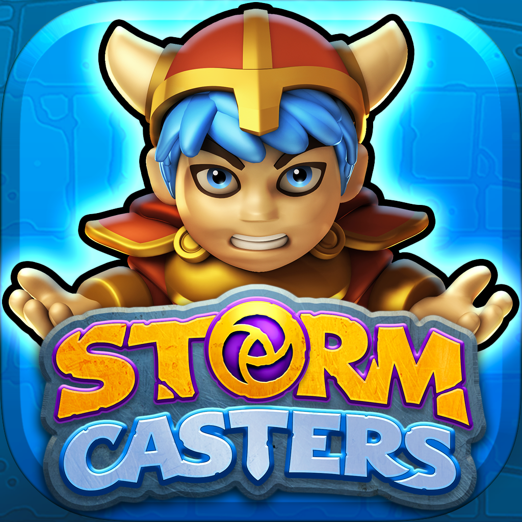 iPhone, iPad: »Storm Casters«